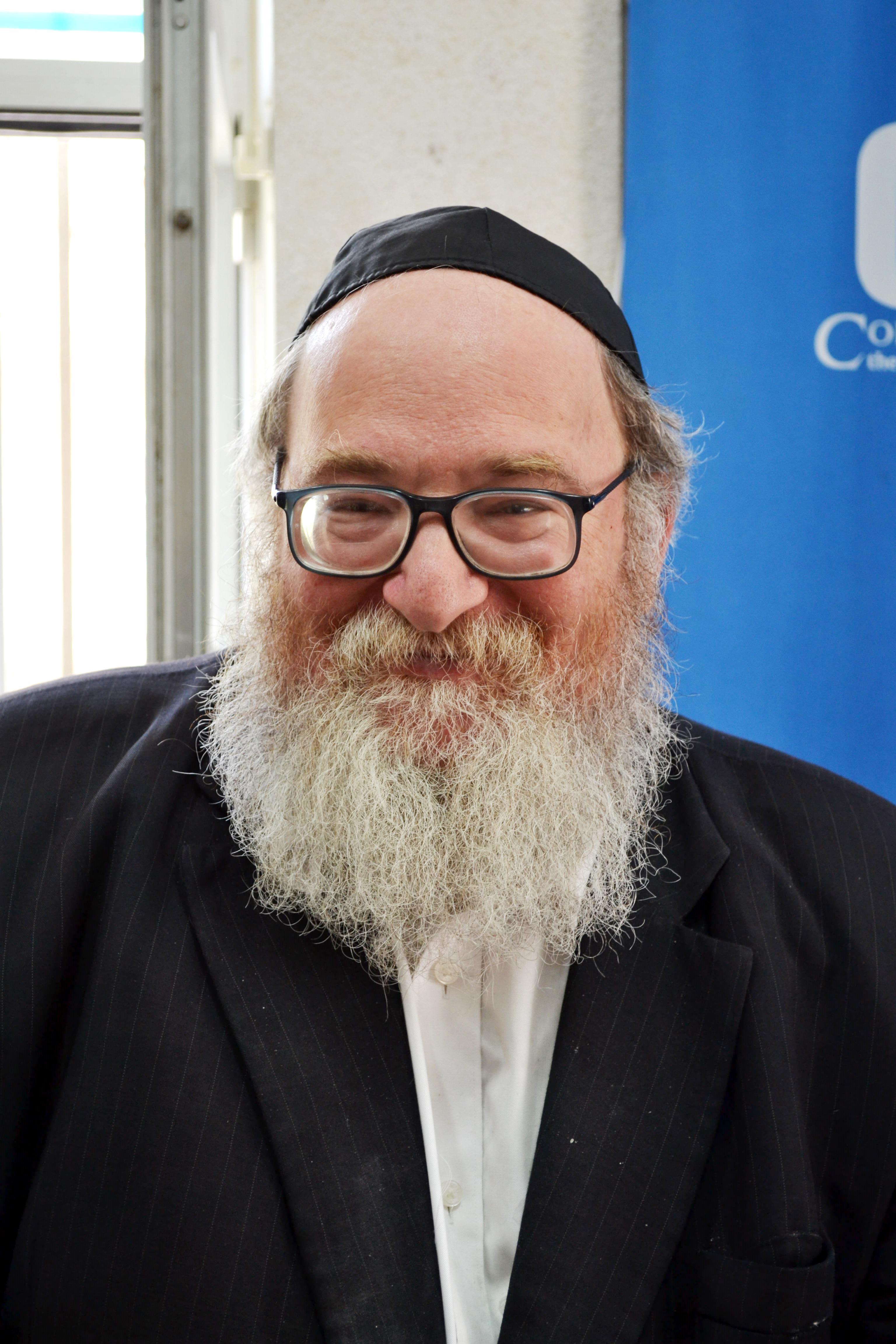 Rabbi Yitzchak Breitowitz