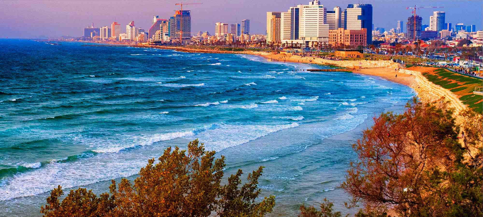 See Tel Aviv As Never Before With With Abraham Silver Ou