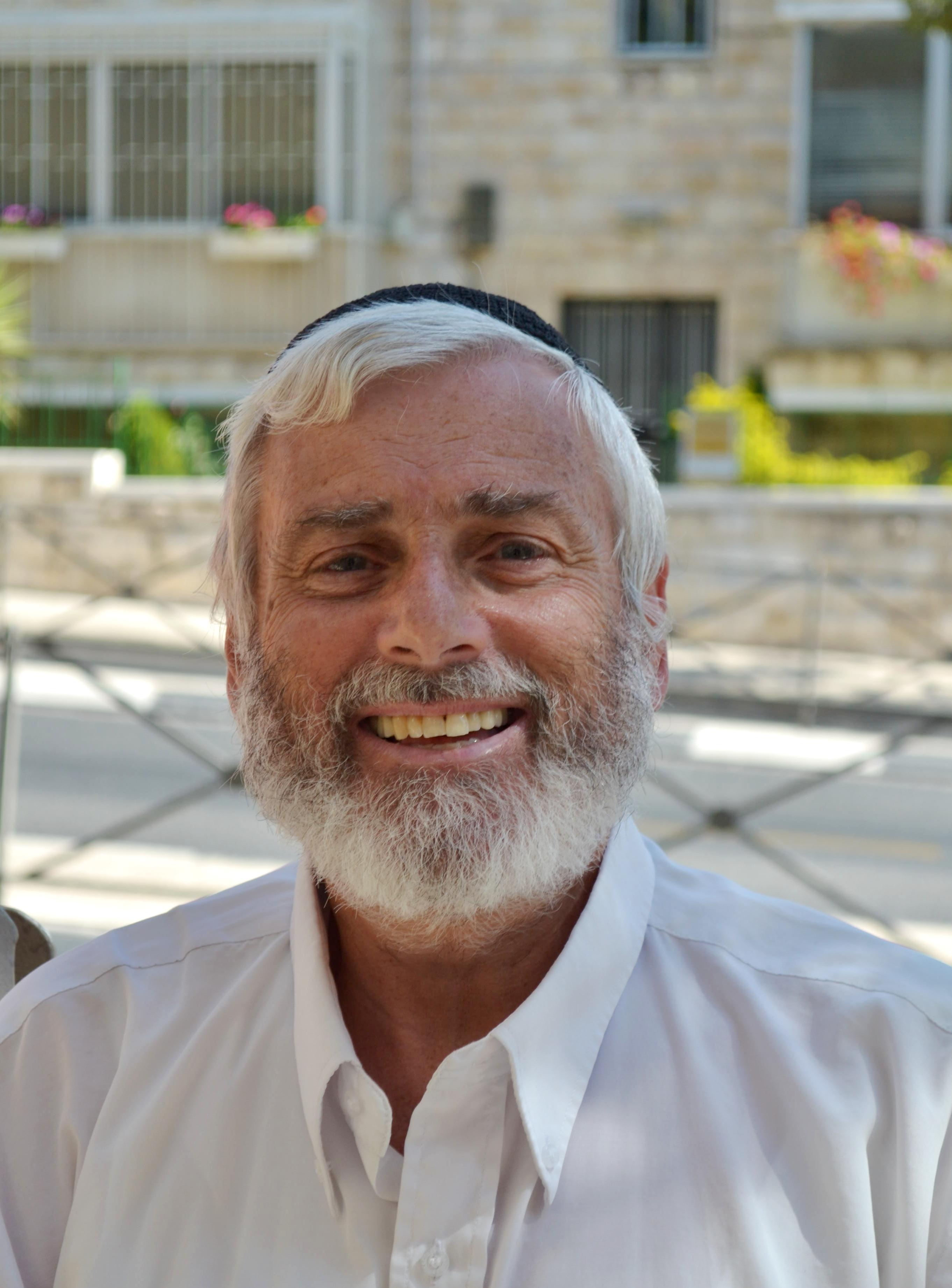 Rabbi Ephraim Sprecher