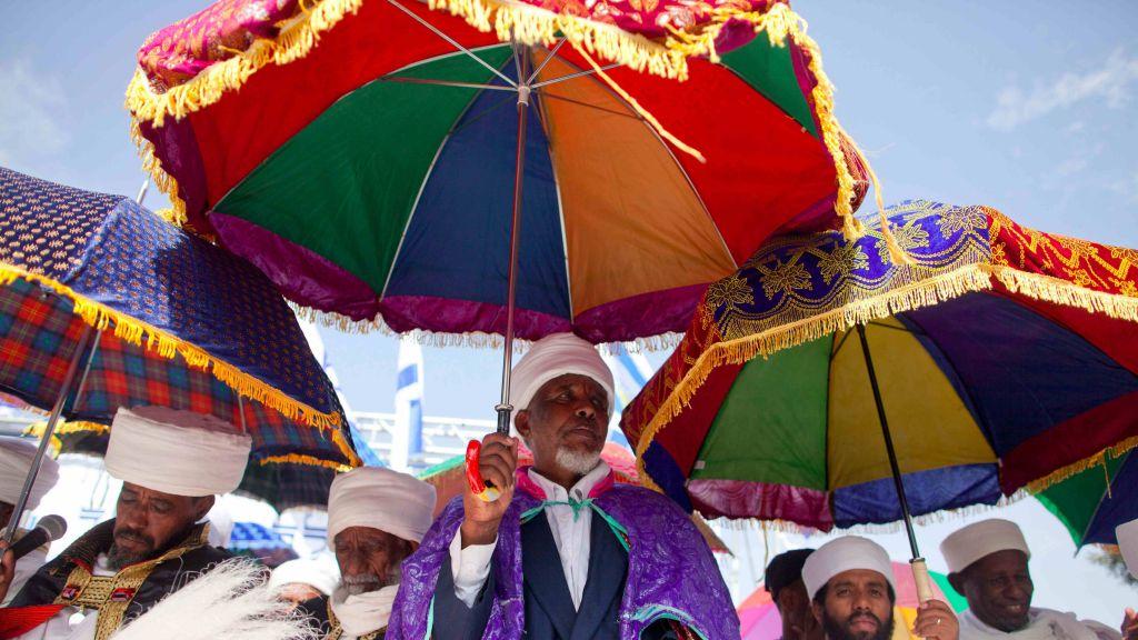 Sigd - Ethiopian Jewry's Celebration with Guide David Bratspis