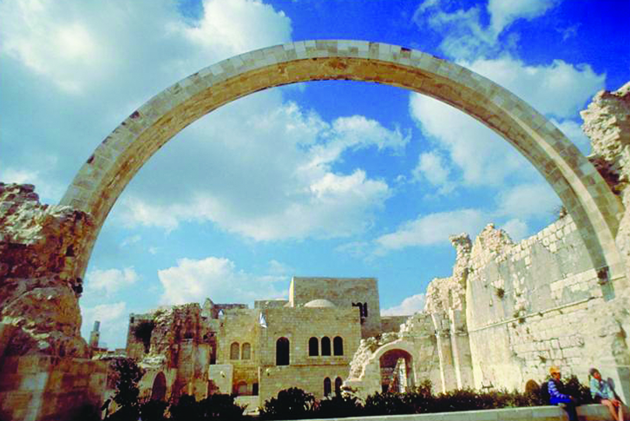 Yerushalayim through the Ages – Shiurim and Siyurim  A 5-session course of classes and tour