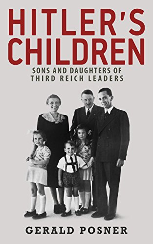 """Jewish Video Series: """"Hitler's Children"""" AND """"The Lady In Number 6"""" (double feature)"""